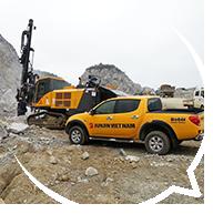 Nhận thầu thi công khai thác mỏ