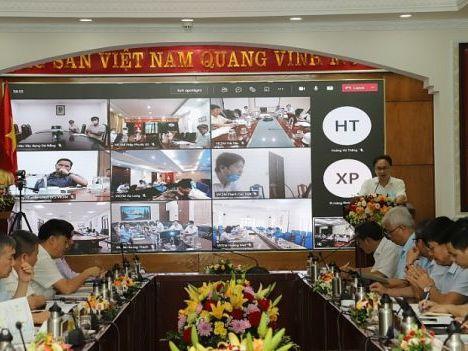 VICEM Sơ kết sản xuất kinh doanh 6 tháng đầu năm 2021