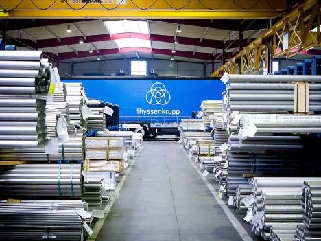Thyssenkrupp chuyển trụ sở bộ phận xi măng từ Singapore sang Việt Nam
