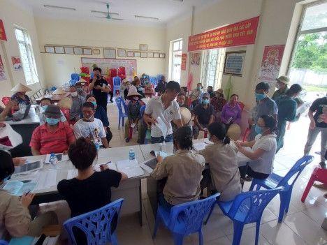 Công ty CP Thiết bị nặng Junjin Việt Nam chung tay xây dựng Nông thôn mới