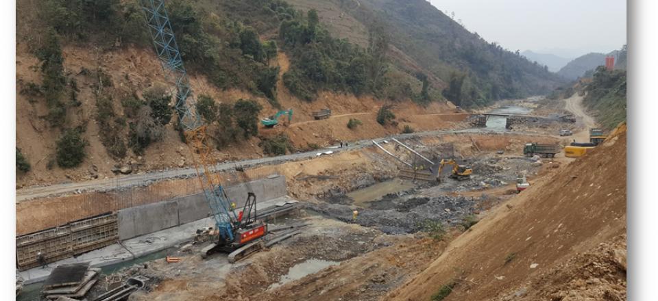 Dự án Công trình xây dựng Thủy điện Bảo Lâm 3A - Cao Bằng