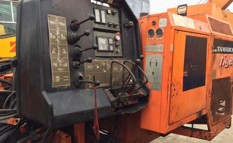 Máy khoan Thủy lực Tamrock CHA550