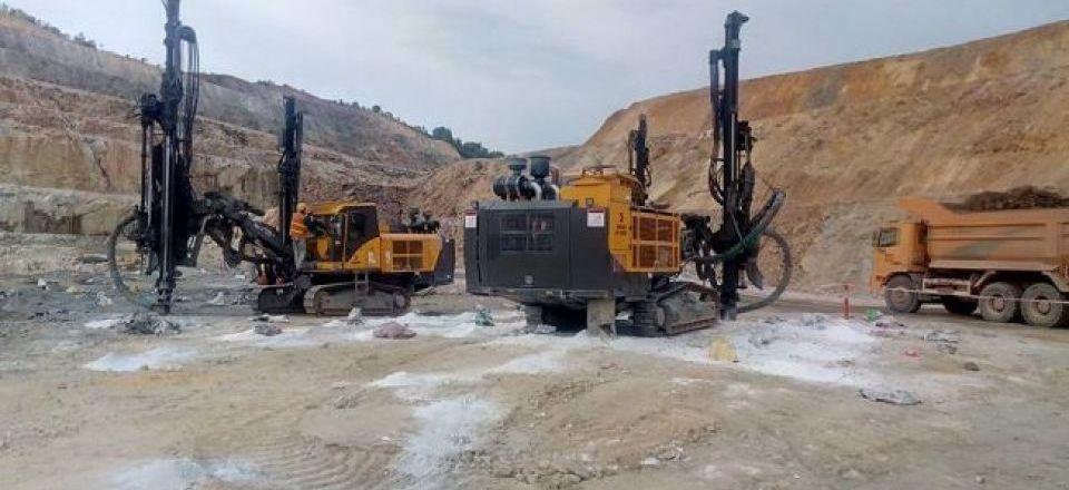 Dự án mỏ đa kim Núi Pháo - Thái Nguyên