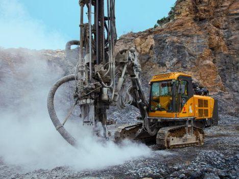 Quy trình khai thác mỏ đá xây dựng chi tiết theo từng bước