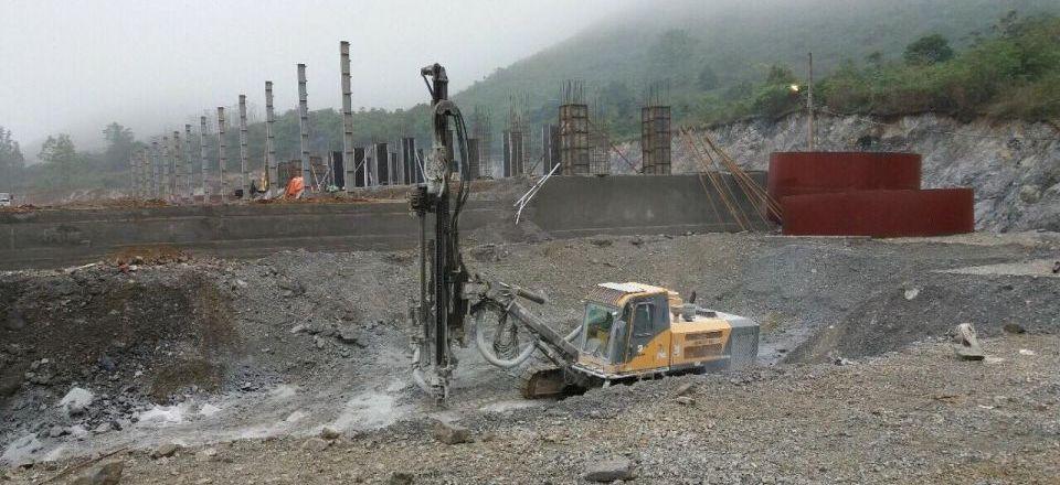Dự án Mỏ nguyên liệu đá vôi cho Nhà máy sản xuất Vôi công nghiệp 218 - xã Thanh Thủy, Thanh Liêm, Hà Nam