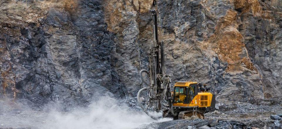 Dự án Mỏ đá vôi cho nhà máy Xi măng sông Lam - Đô Lương - Nghệ An