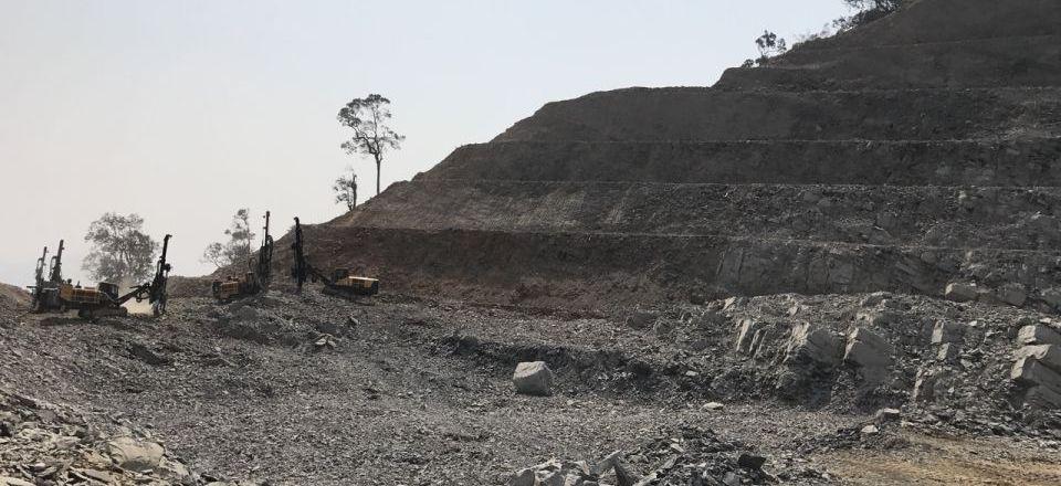Dự án Mỏ đá kim Núi Pháo (Thái Nguyên)