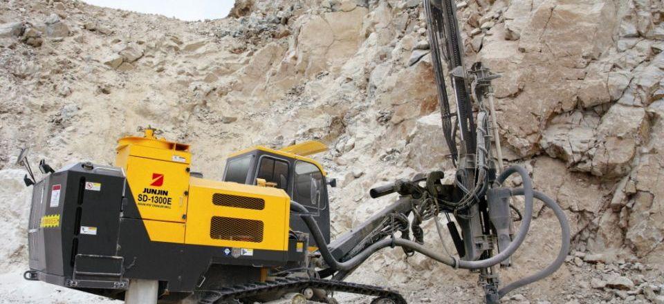Dự án mỏ nguyên liệu đá vôi cho nhà máy xi măng Thành Thắng - Hà Nam