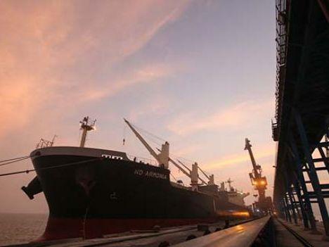 Cảng Quốc tế Nghi Thiết - Con đường huyết mạch xuất khẩu xi măng