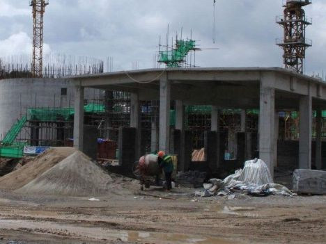 Dự án Tổ hợp Nhà máy Xi măng Đại Dương thực hiện mục tiêu kép để bảo đảm tiến độ