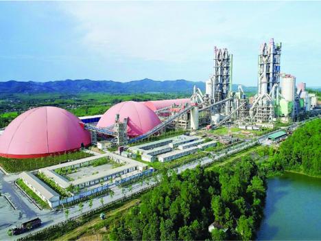 Phát triển bền vững là nhiệm vụ hàng đầu của Tập đoàn Xi măng The Vissai