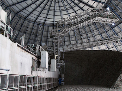 Xi măng Sông Lam ứng dụng công nghệ phát nhiệt điện khí dư trong sản xuất xi măng